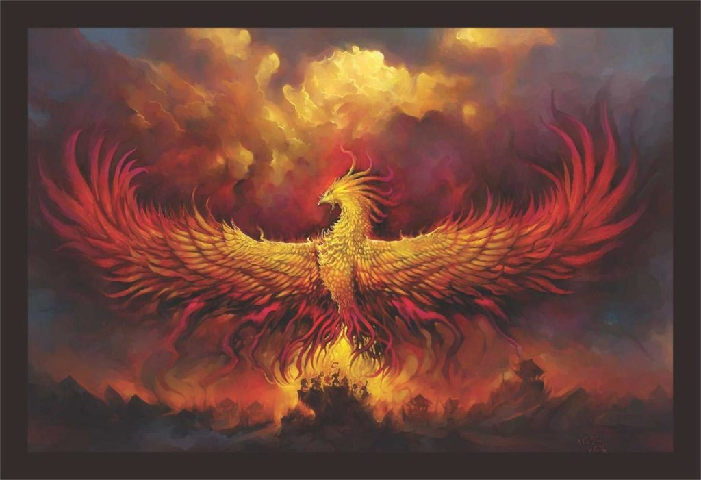 The Legend Of The Phoenix- Is It All Just Folklore?