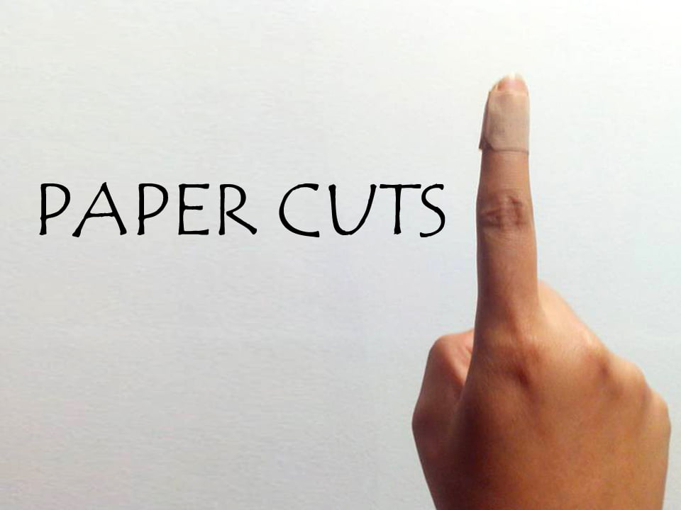 why do paper cuts hurt so much