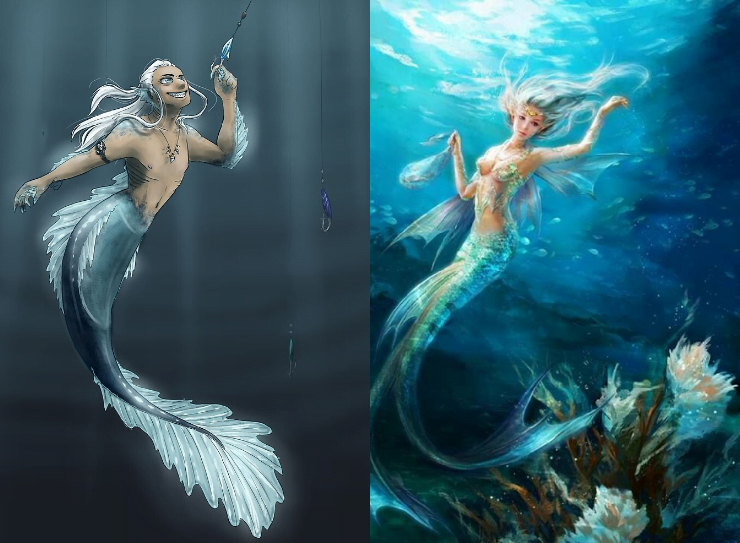 Mermaids: Creatures of Fantasy or a Hidden Reality?