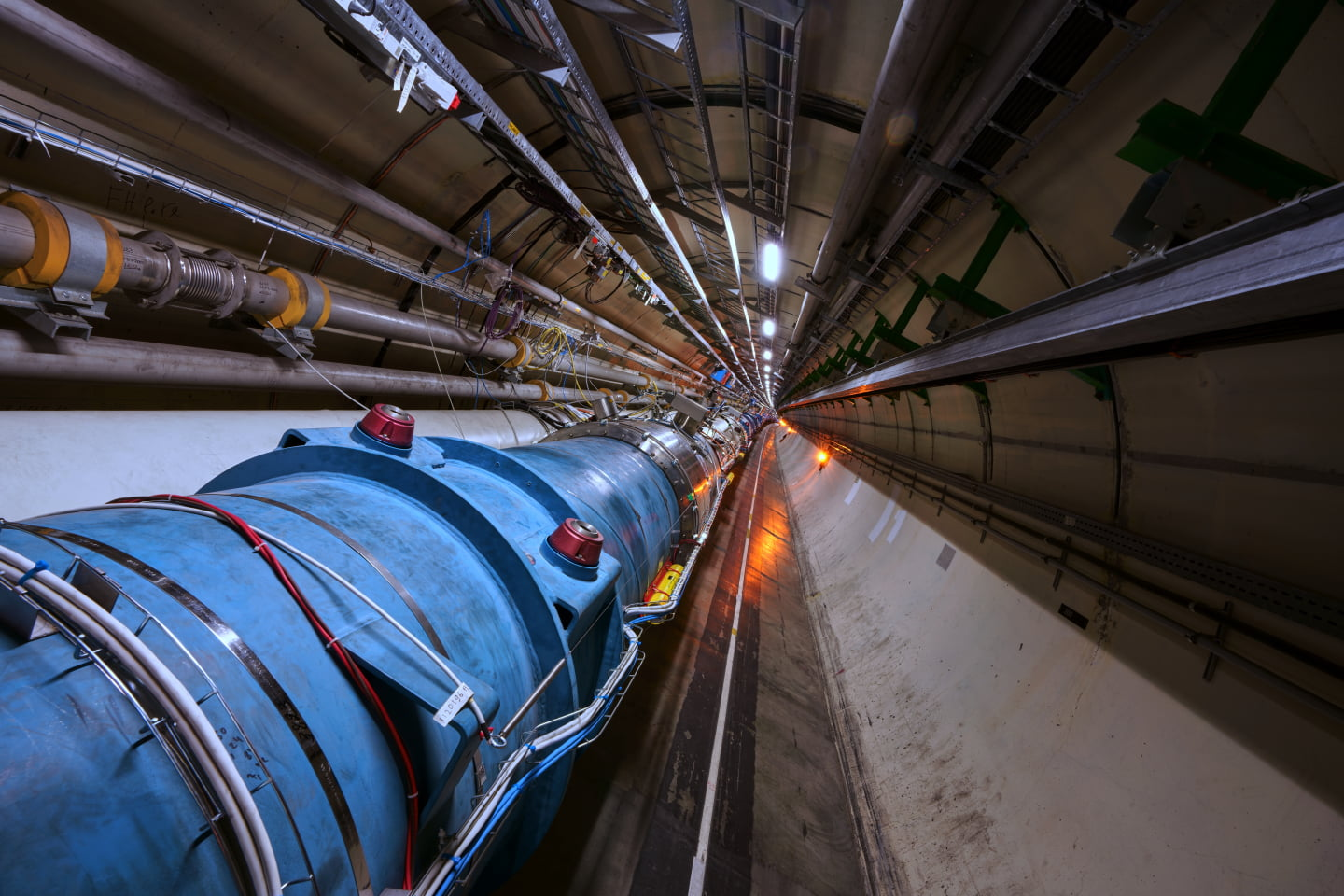 LHC - Large Hadron Collider for discovering God Particle