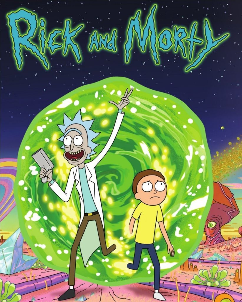 Rick and Morty (2013 – Present)