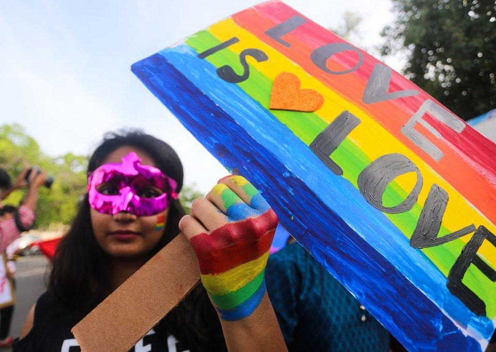 Encourage activism against the discrimination of LGBTQ+ people