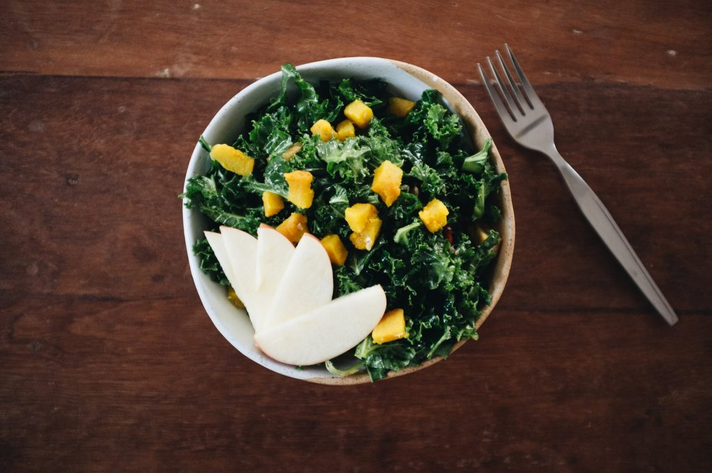 Add Greens Into Meals