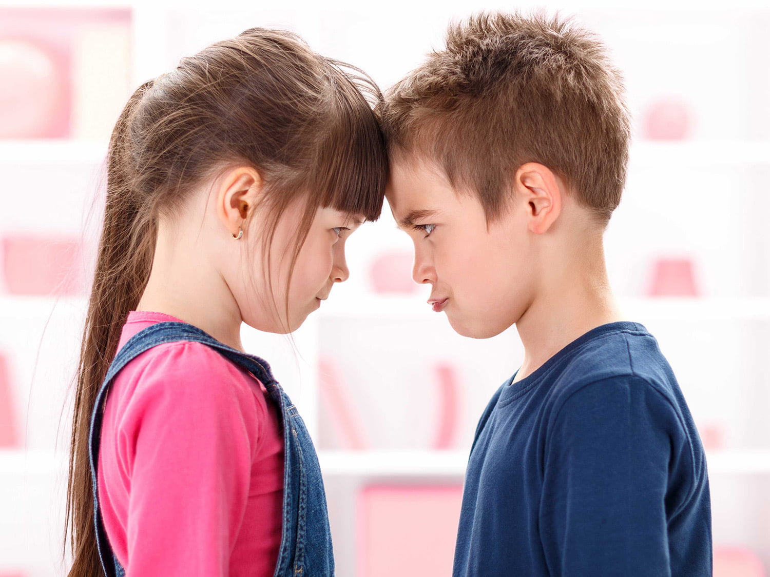 Sibling Rivalry: DOs And DON'Ts To Avoid One