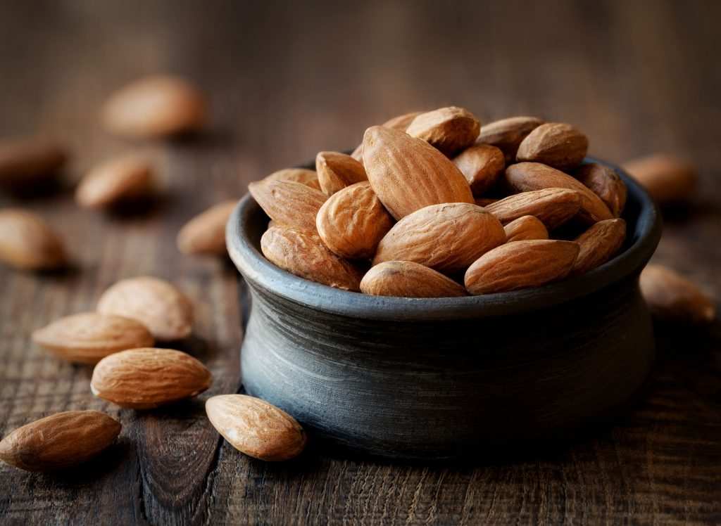 Almonds Reduce Hunger