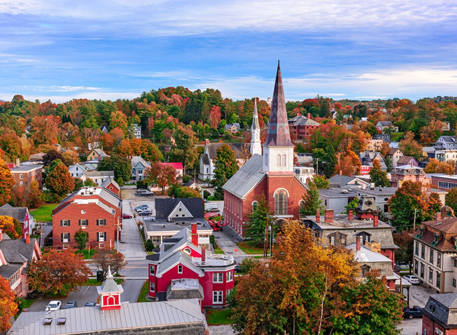 Why Your Next Vacation Should Be In New England