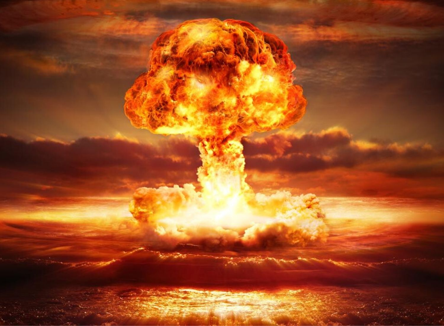 Nuclear War: Its Causes And Effects