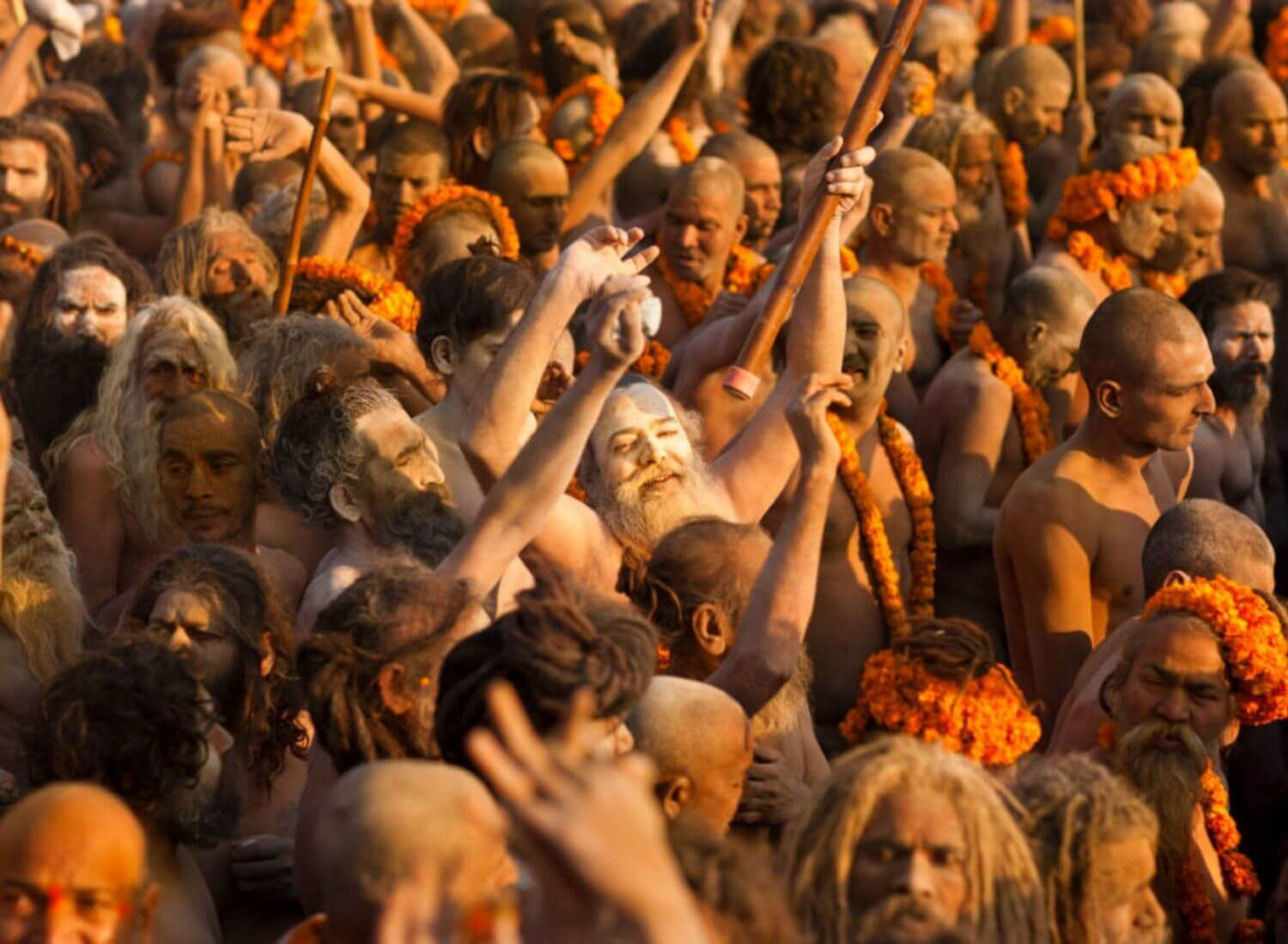 The Aghoris: The Darker Shade Of Indian Society