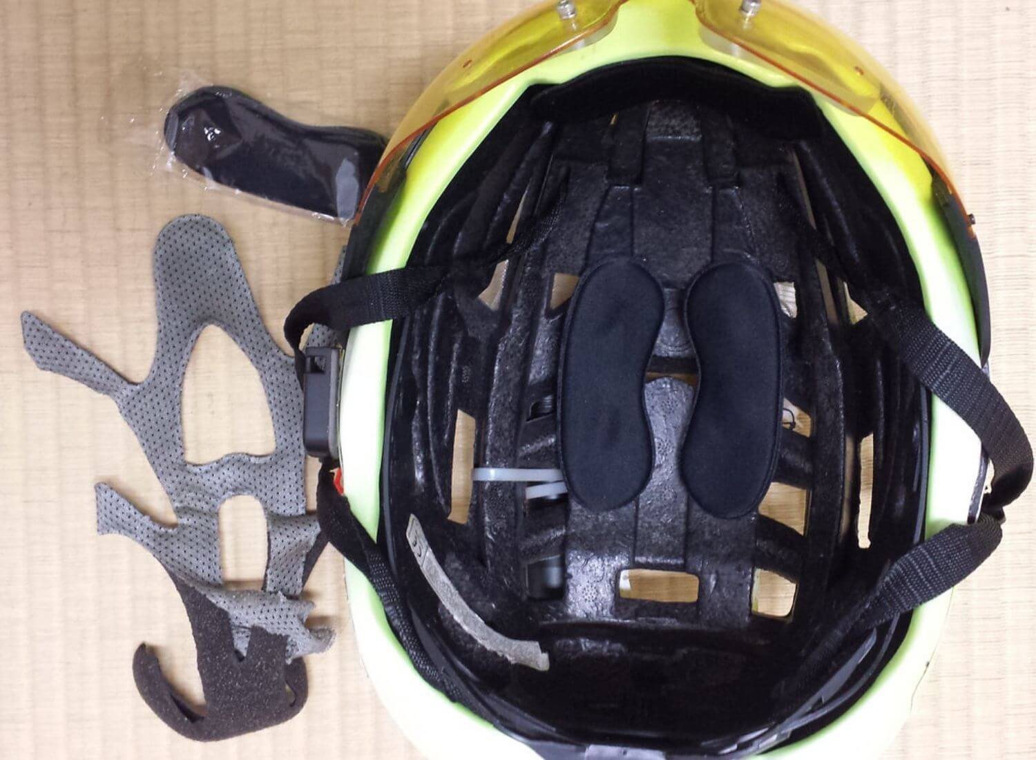 Does Helmet Padding Affect Helmet Safety?