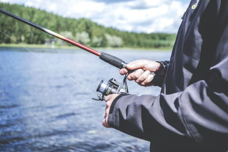 Fishing Improves Your Patience
