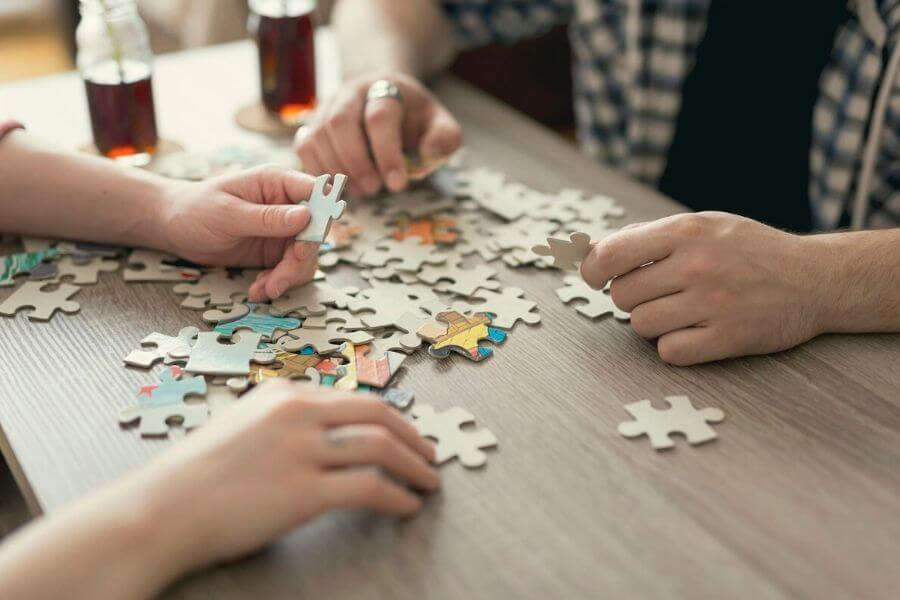 Puzzles Are Always A Challenge To The Brain