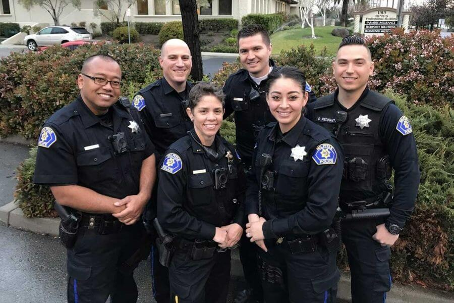 Communicate With Local Law Enforcement