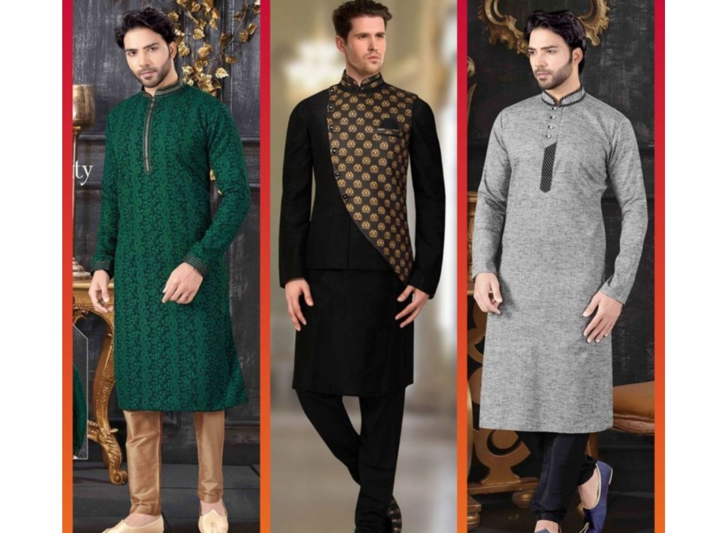 5 Different Styles In Which You Can Carry Your Kurta Pyjama With Utmost Elegance