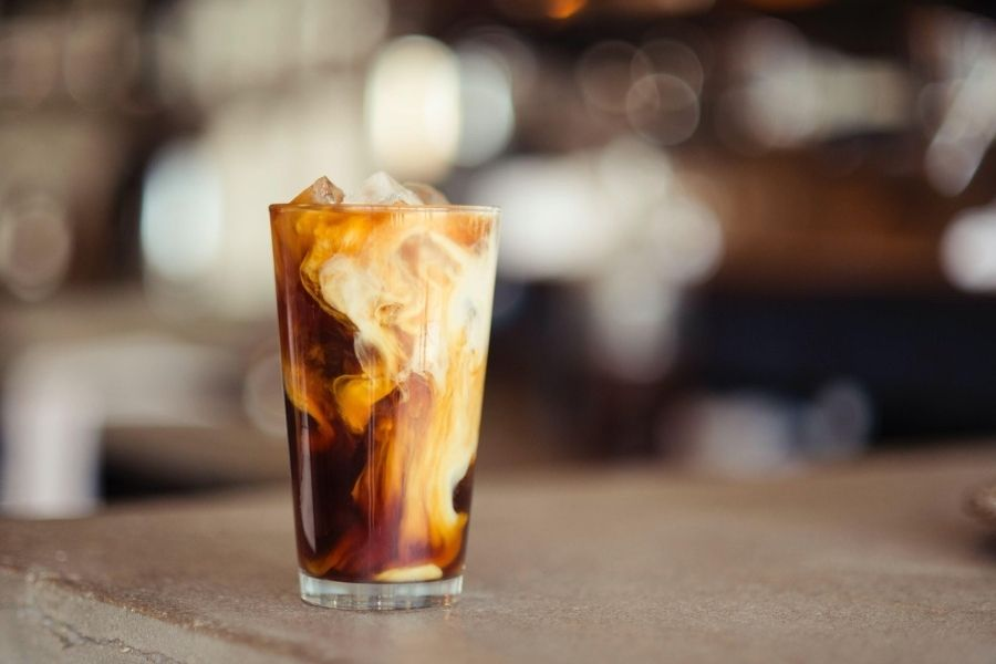 When In Doubt, Iced Coffee