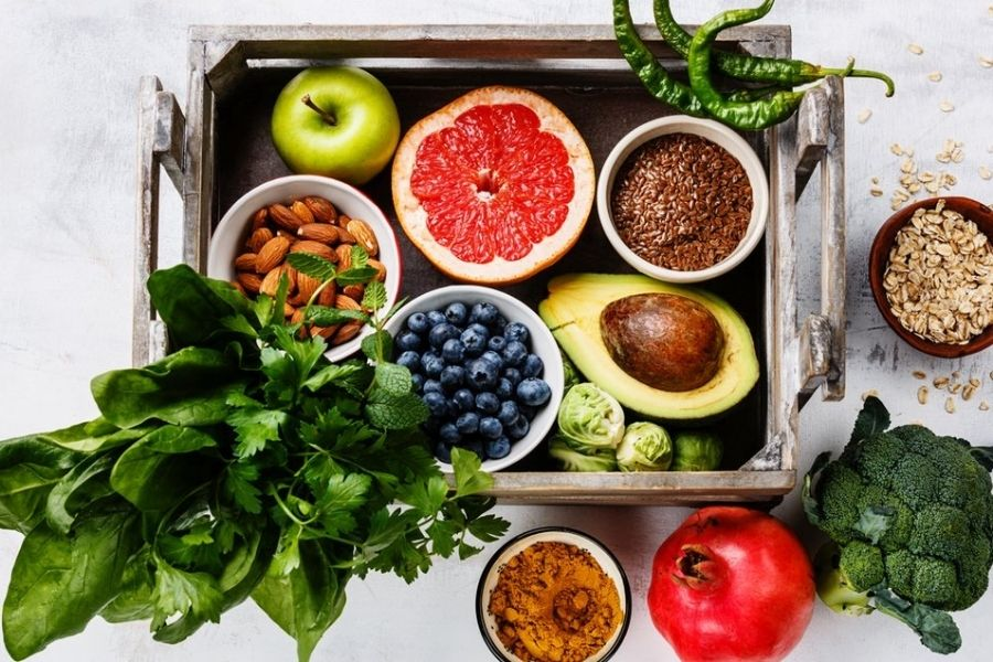 Add More Antioxidants To Your Diet