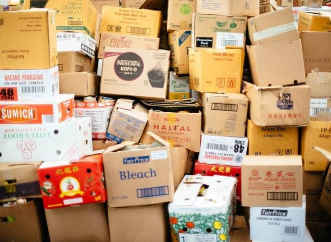 7 Clever Places To Find Moving Boxes For Free