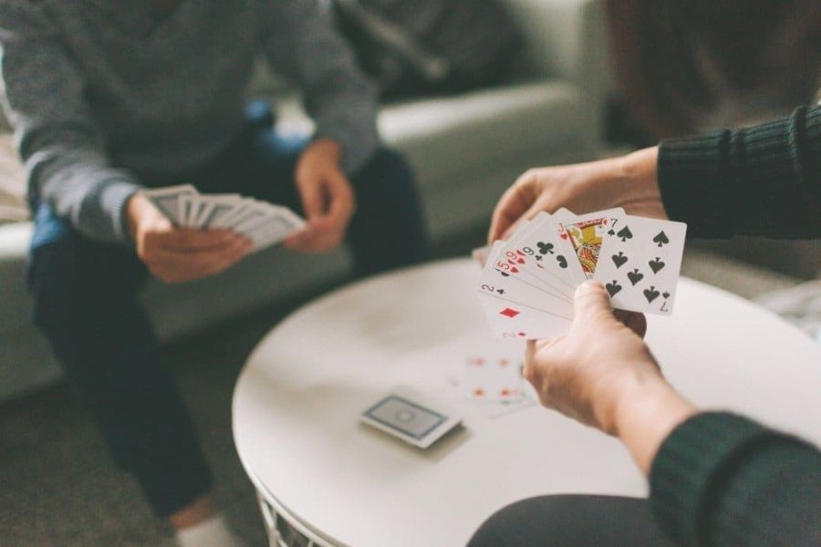 Two-players Card Games