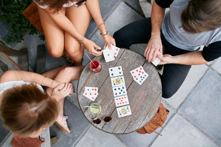 Group Card Games