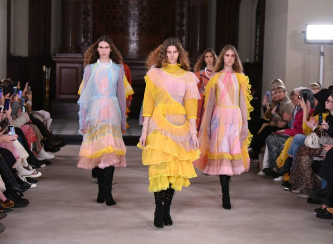 Surprises In The History Of London Fashion Week