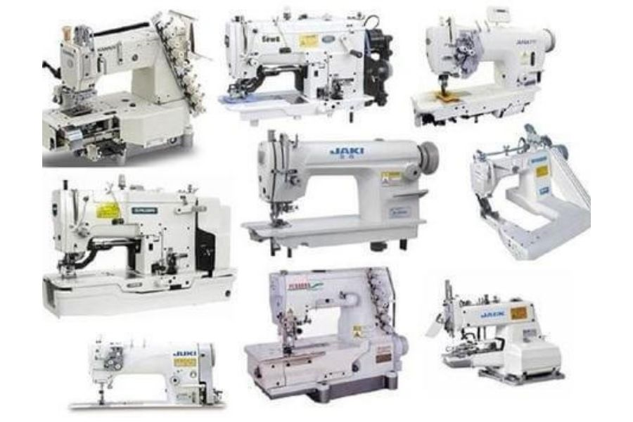 Mechanical or Domestic Sewing Machine