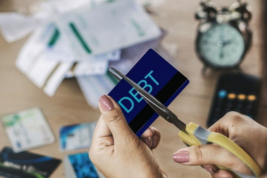1. Accept, don't deny your debt.