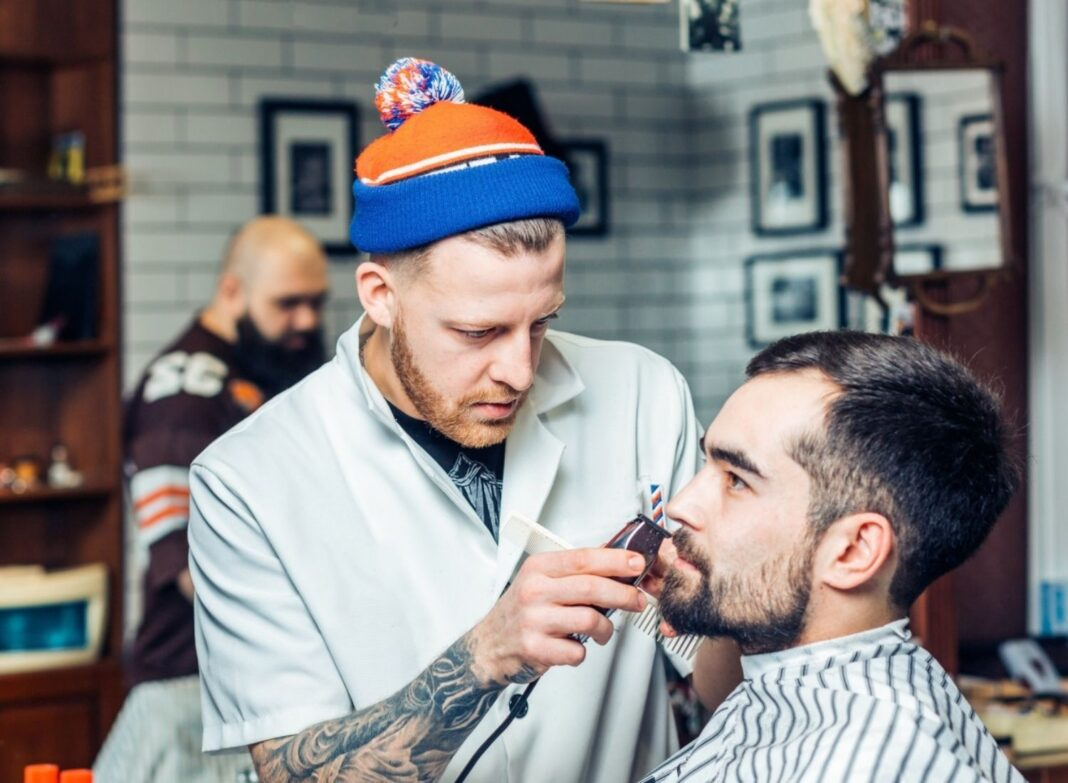 A Perfect Haircut: The Art Of Talking To Your Barber