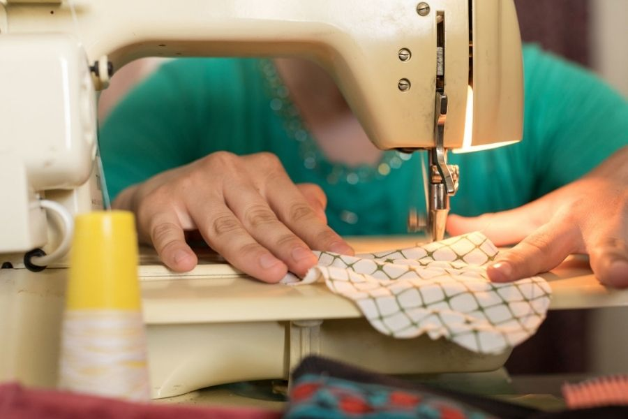 Sewing machines saves your time as well as cost