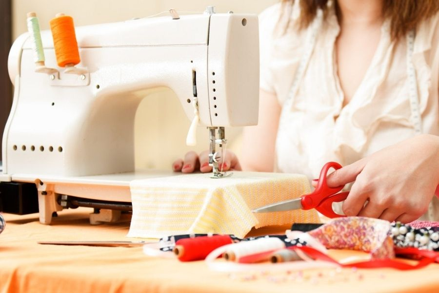 Sewing machines have a variety of uses