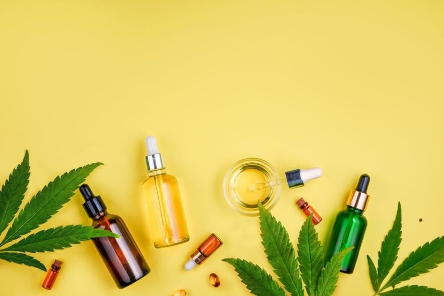 In what ways can CBD be consumed?