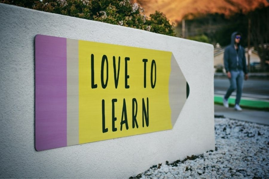 """""""love to learn"""""""
